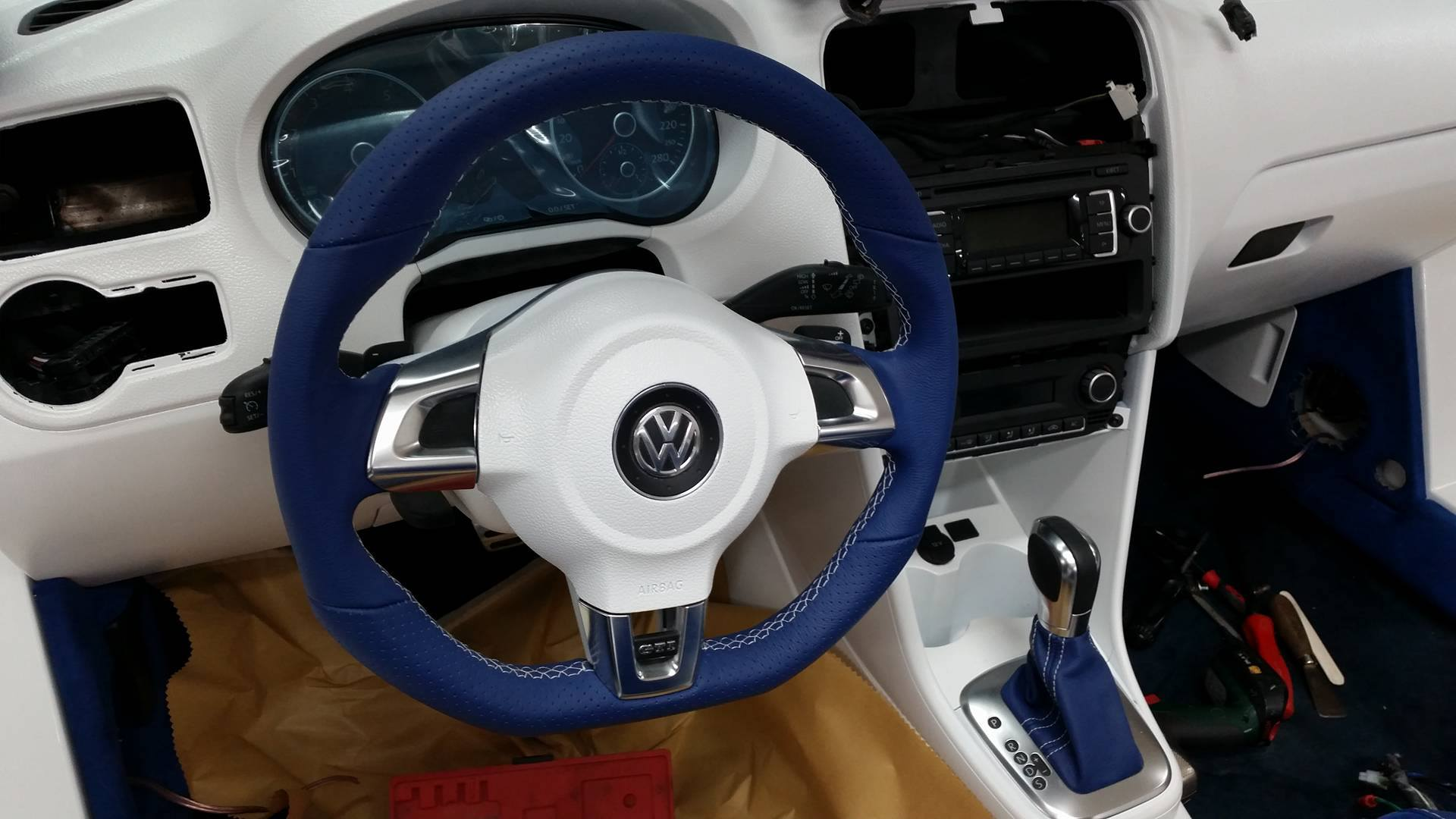 Volkswagen Polo Beachcruiser - Auto & Interieur