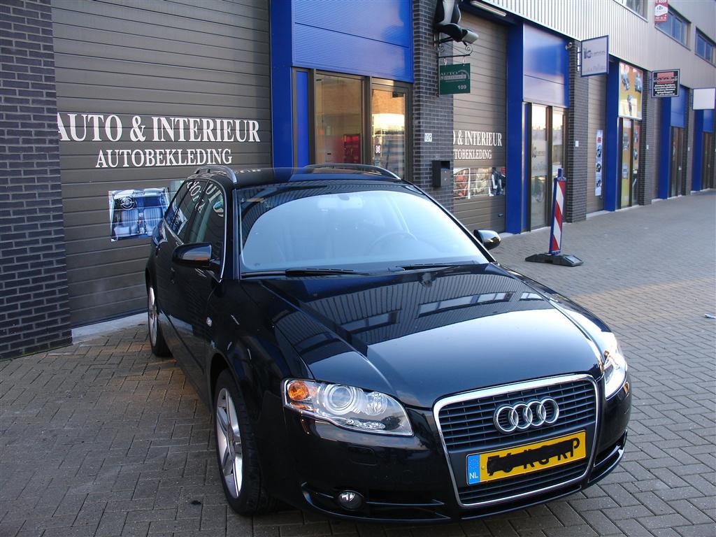 Audi a4 avant auto interieur for Interieur audi a4 avant