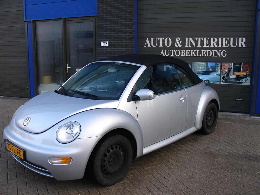 Volkswagen new beetle auto interieur for Interieur new beetle