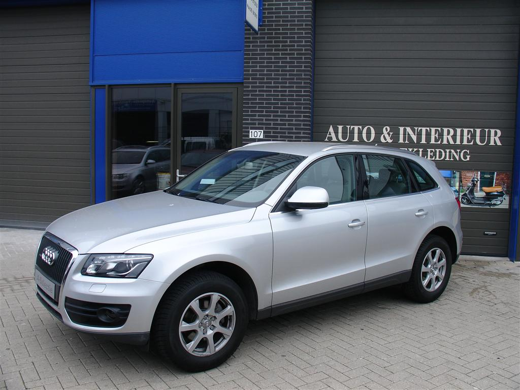 Audi q5 auto interieur for Auto interieur verven