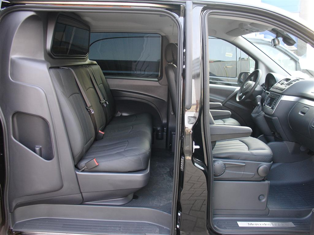 Mercedes vito 2011 auto interieur for Interieur auto