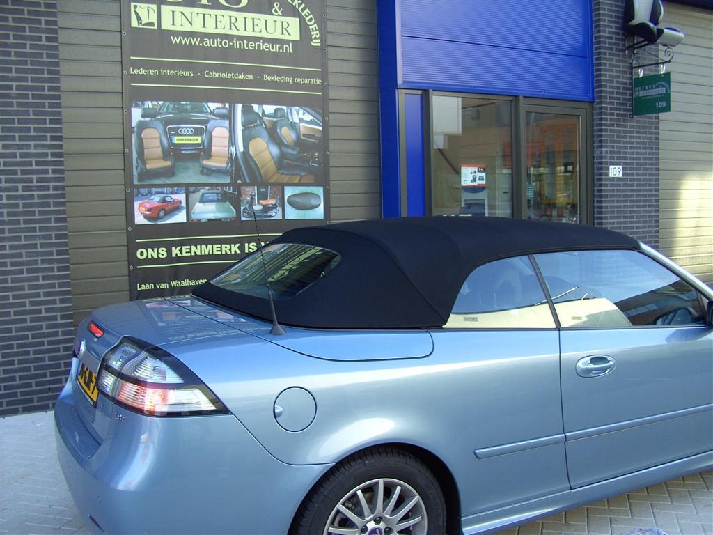Saab - Auto & Interieur