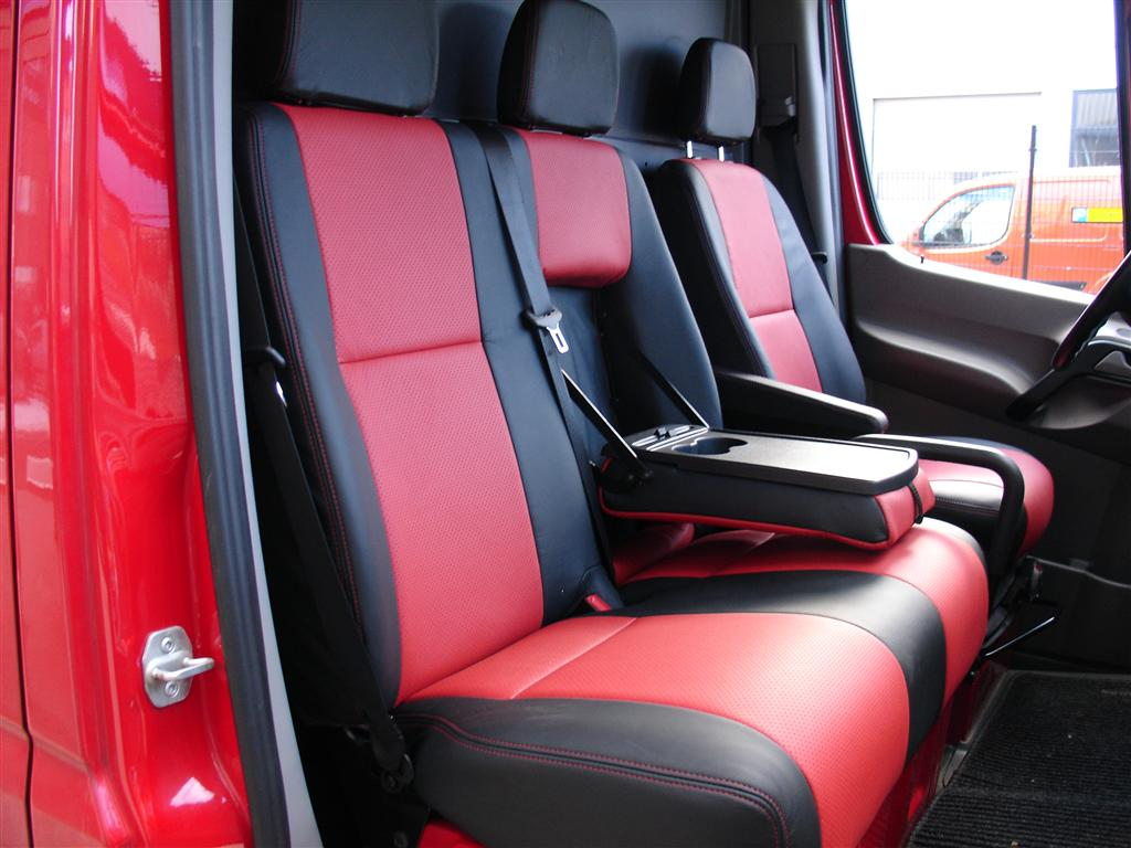 Mercedes Sprinter - Auto & Interieur