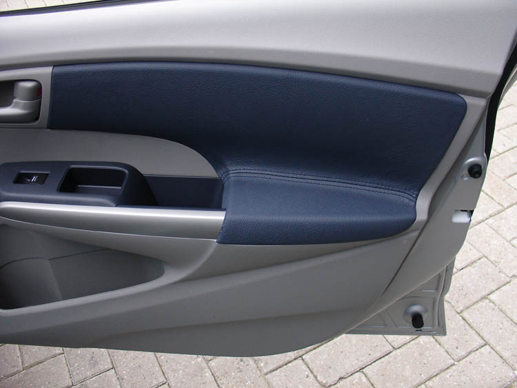 Honda insight auto interieur for Interieur auto