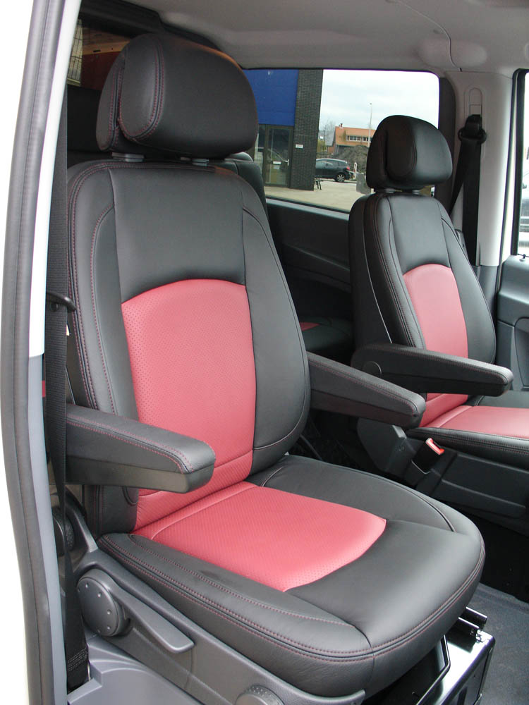 Mercedes vito auto interieur for Interieur auto