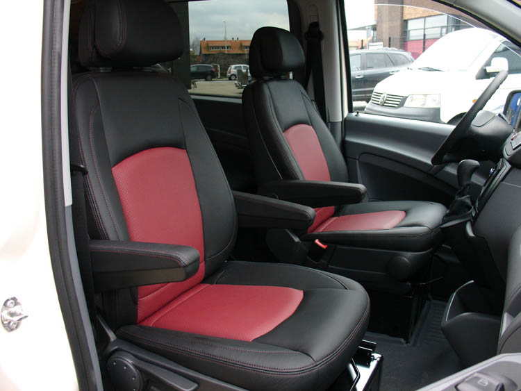 Mercedes vito auto interieur for Interieur mercedes